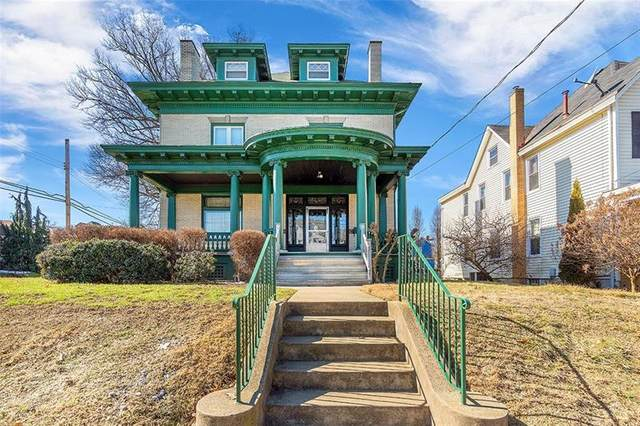 450 Beechwood Avenue, Carnegie, PA 15106 (MLS #1487797) :: Dave Tumpa Team