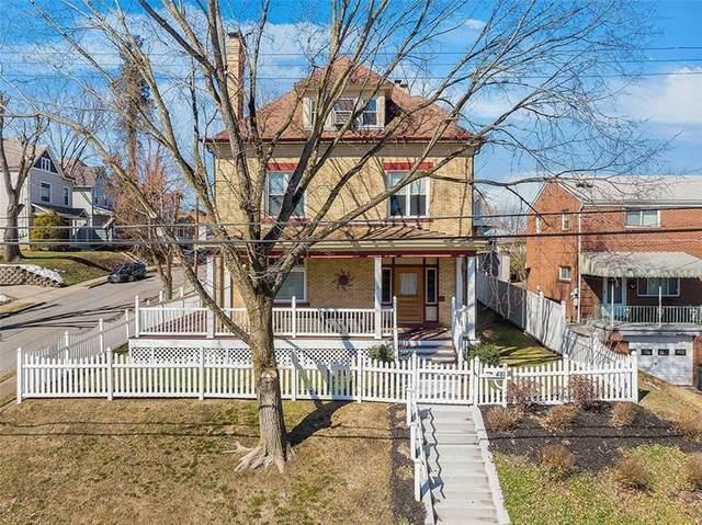 48 N Emily Street, Crafton, PA 15205 (MLS #1487822) :: Dave Tumpa Team