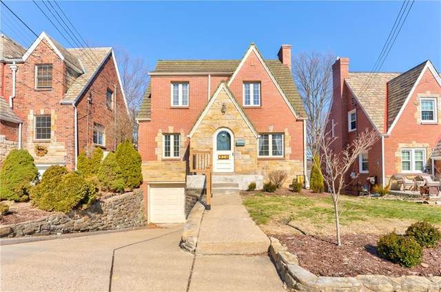 624 Mccully, Mt. Lebanon, PA 15243 (MLS #1487951) :: Dave Tumpa Team