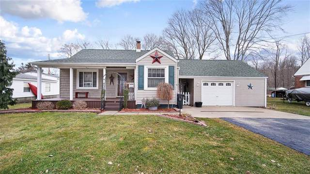 118 Whieldon Ave, Perry Twp - Law, PA 16117 (MLS #1488056) :: Dave Tumpa Team