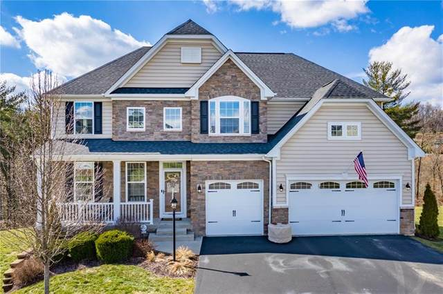 4070 Bentwood Drive, North Strabane, PA 15317 (MLS #1488062) :: Broadview Realty
