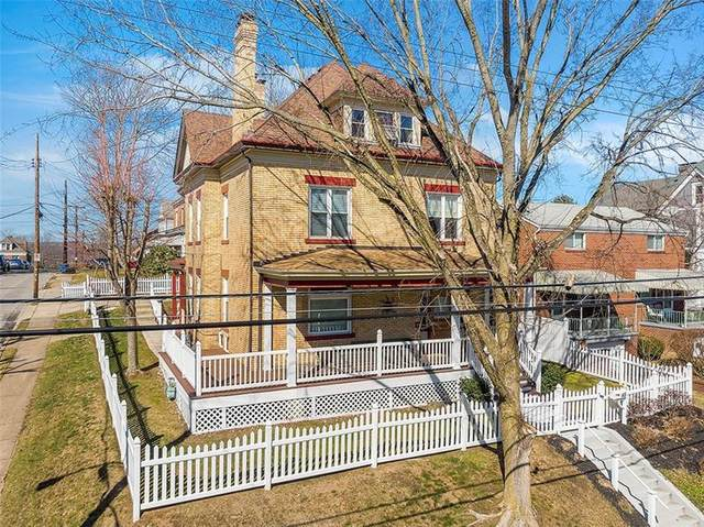 48 North Emily Street, Crafton, PA 15205 (MLS #1488321) :: Dave Tumpa Team