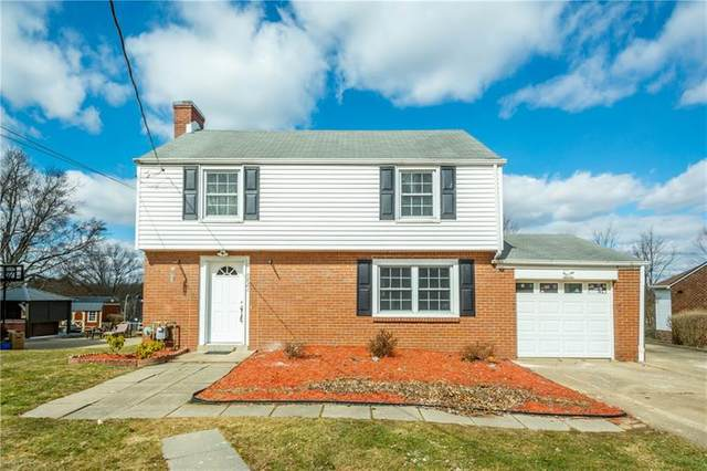 6721 Ridgevue Dr, South Park, PA 15236 (MLS #1488369) :: Dave Tumpa Team