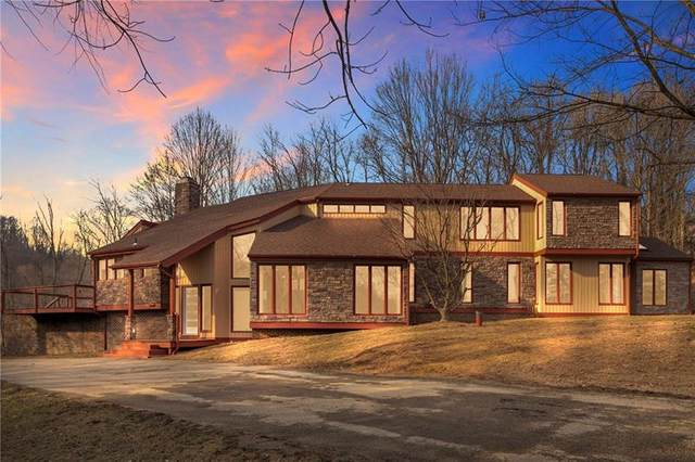 4841 Deer Hollow Ln., Murrysville, PA 15632 (MLS #1489115) :: Broadview Realty