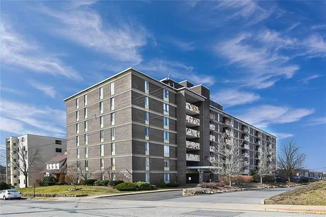 301 S Home #206, Avalon, PA 15202 (MLS #1489258) :: Dave Tumpa Team