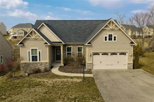 4042 Bentwood Drive, North Strabane, PA 15317 (MLS #1489294) :: Broadview Realty