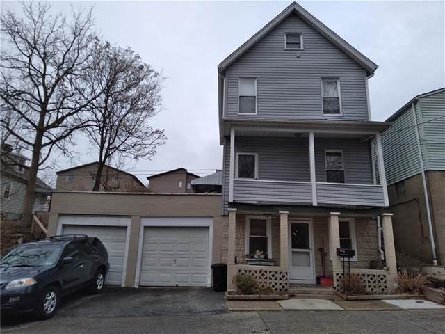 312 Alwine Ave, City Of Greensburg, PA 15601 (MLS #1489428) :: Broadview Realty
