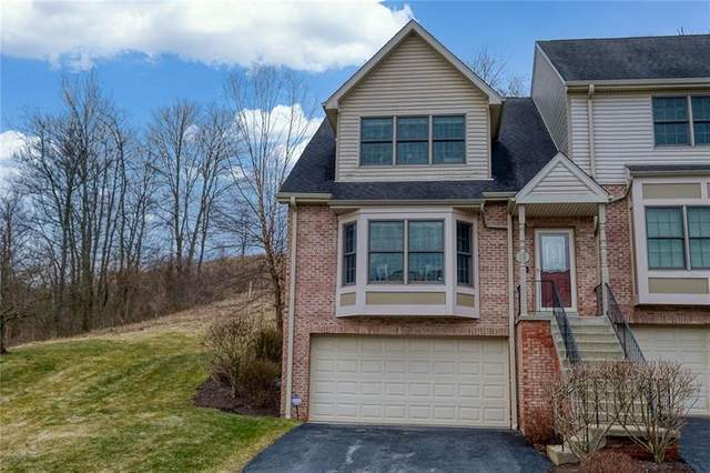 301 Woodcrest Dr, North Fayette, PA 15108 (MLS #1489492) :: Dave Tumpa Team