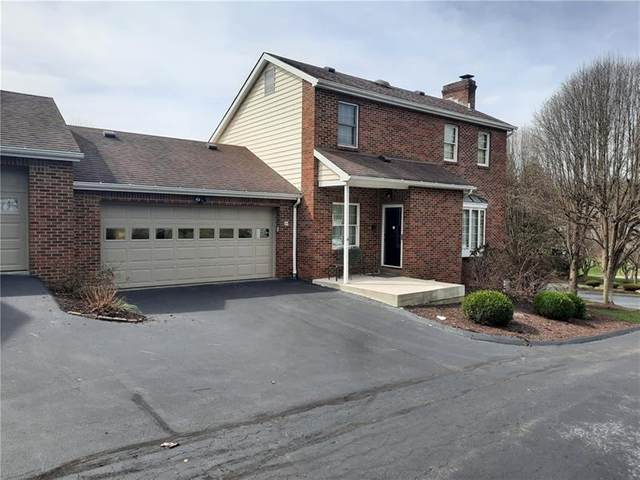 200 Bayberry Ct, Peters Twp, PA 15317 (MLS #1489502) :: Dave Tumpa Team