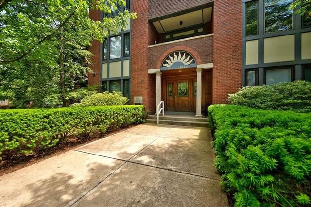 100 Denniston Street #105, Shadyside, PA 15206 (MLS #1489542) :: Broadview Realty