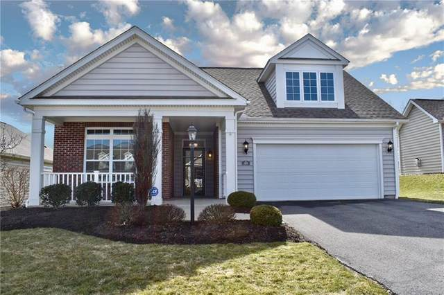 205 Hill Place Dr, North Fayette, PA 15057 (MLS #1489543) :: Dave Tumpa Team