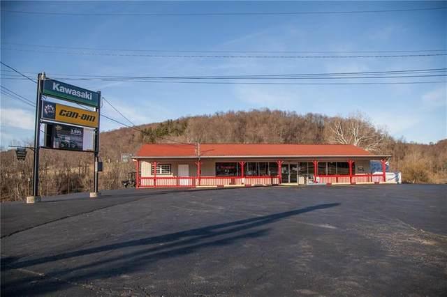 519 Laurel Hill Rd, Menallen Twp, PA 15480 (MLS #1489582) :: Dave Tumpa Team
