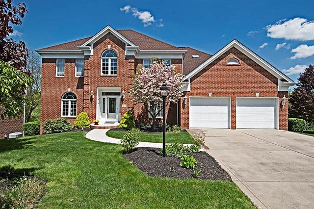 217 Hickory Heights, South Fayette, PA 15017 (MLS #1490162) :: Dave Tumpa Team