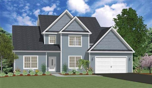 311 Vidalia Dr (Lot 513), Lancaster Twp, PA 16037 (MLS #1490430) :: Dave Tumpa Team