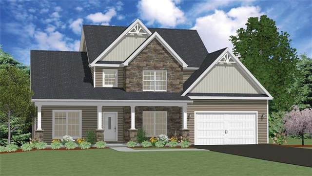 320 Vidalia Dr (Lot 518), Lancaster Twp, PA 16037 (MLS #1490431) :: Dave Tumpa Team