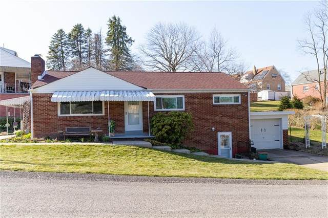1894 Oakbine Ave, Moon/Crescent Twp, PA 15108 (MLS #1490532) :: Broadview Realty