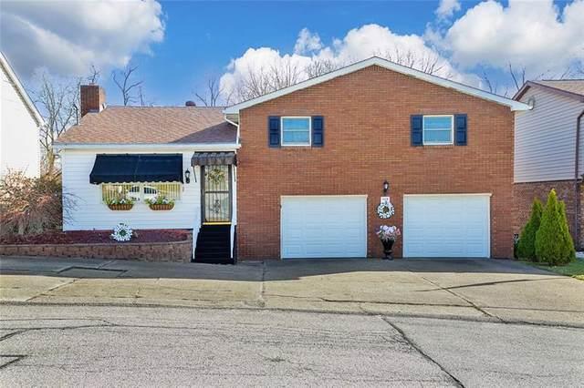 518 Pennsylvania Blvd., Jeannette, PA 15644 (MLS #1490740) :: Dave Tumpa Team