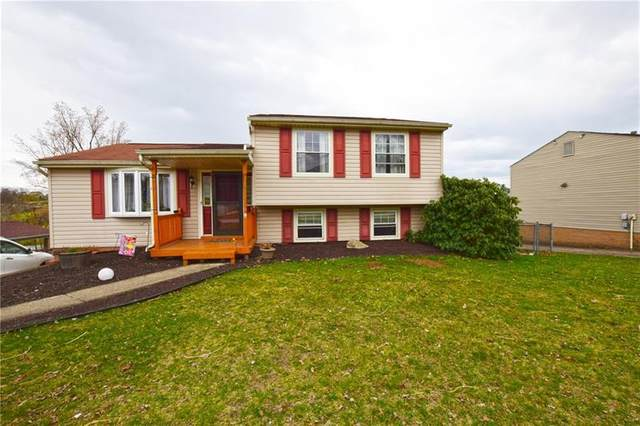 1741 Friar Tuck Drive, North Huntingdon, PA 15642 (MLS #1491072) :: Dave Tumpa Team
