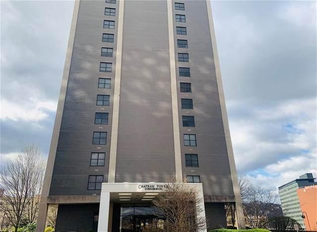 112 Washington Place 10E, Downtown Pgh, PA 15219 (MLS #1491168) :: Broadview Realty