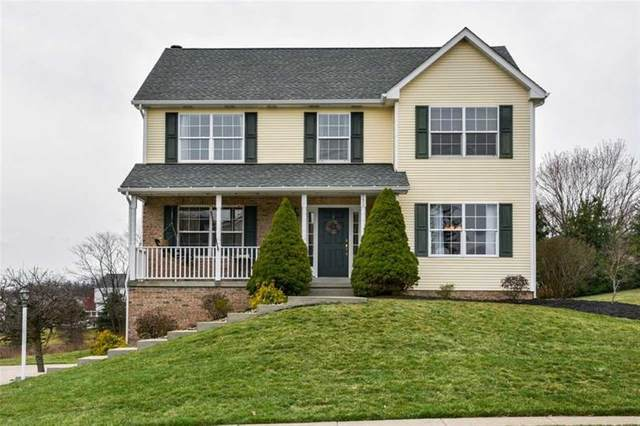 156 Bayberry Ln, Cranberry Twp, PA 16066 (MLS #1491279) :: Dave Tumpa Team