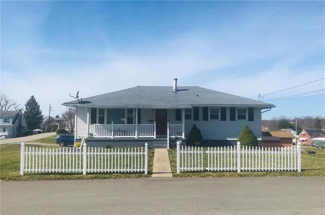 330 Provins Avenue, Masontown, PA 15461 (MLS #1491604) :: Dave Tumpa Team