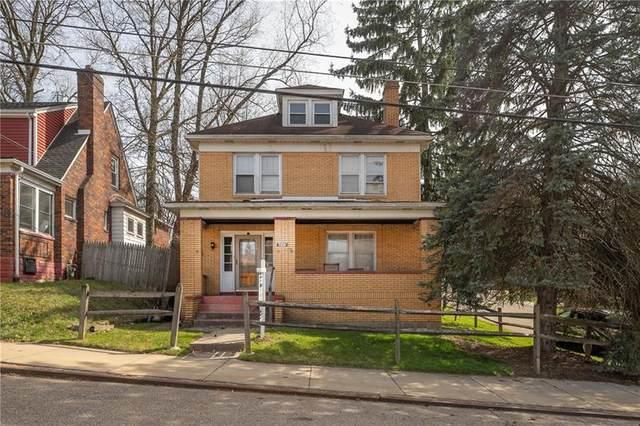 1267 Hodgkiss St, Marshall Shadeland, PA 15212 (MLS #1491628) :: Broadview Realty