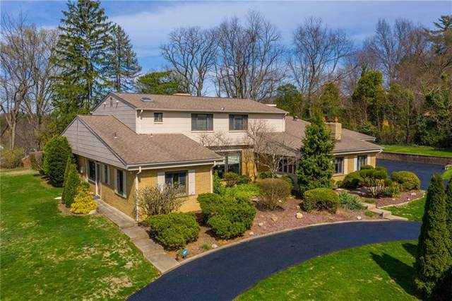 240 Trotwood Dr, Upper St. Clair, PA 15241 (MLS #1491700) :: Dave Tumpa Team