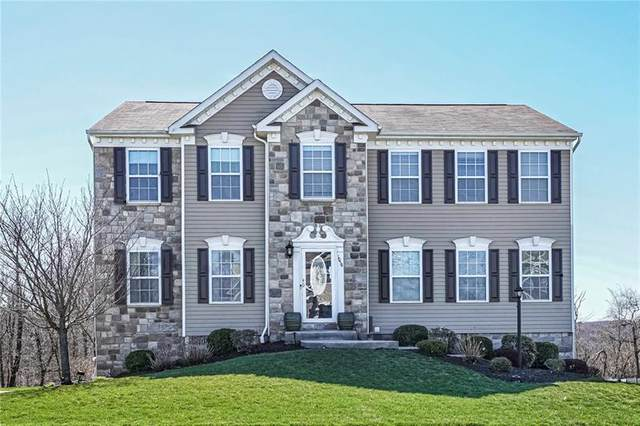 1054 Sweet Brier Dr, Hopewell Twp - Bea, PA 15001 (MLS #1491789) :: Broadview Realty