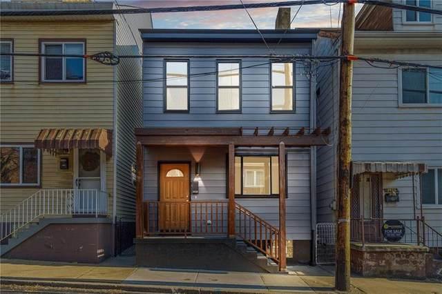 3928 Mintwood Street, Lawrenceville, PA 15224 (MLS #1492031) :: Broadview Realty
