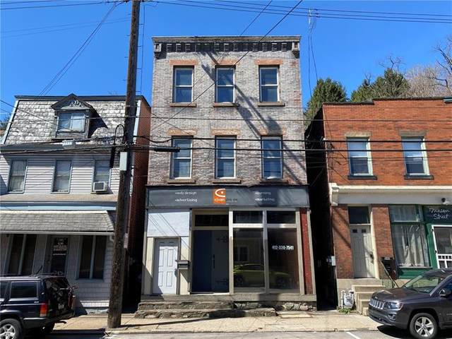 541 North Ave, Millvale, PA 15209 (MLS #1492071) :: Dave Tumpa Team