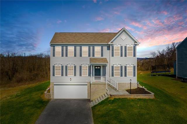 461 Hawthorn Hill, North Strabane, PA 15317 (MLS #1492151) :: Dave Tumpa Team