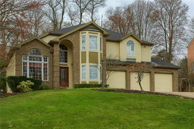 104 Pinehaven Ct, Center Twp - Bea, PA 15001 (MLS #1492199) :: The SAYHAY Team