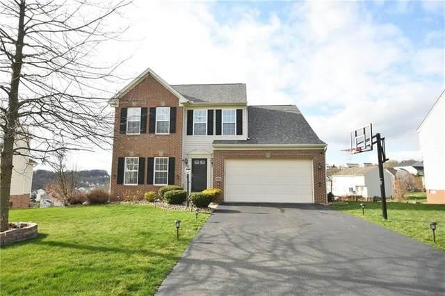 5304 Terrace View Drive, South Fayette, PA 15057 (MLS #1492247) :: Dave Tumpa Team