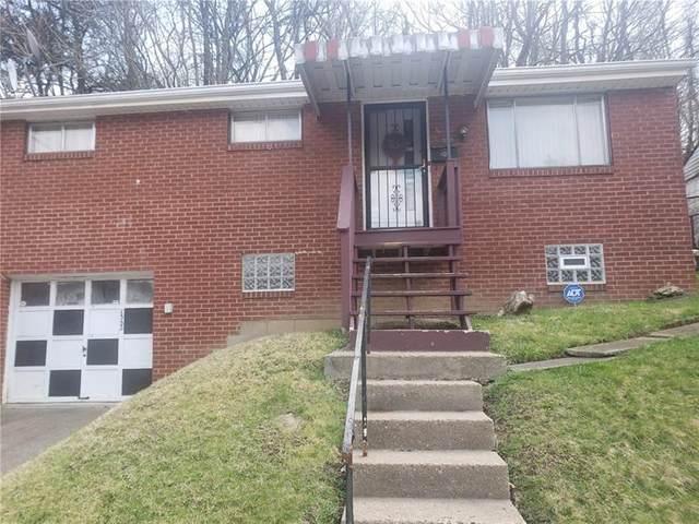 1552 Clark Street, Wilkinsburg, PA 15221 (MLS #1492334) :: Dave Tumpa Team