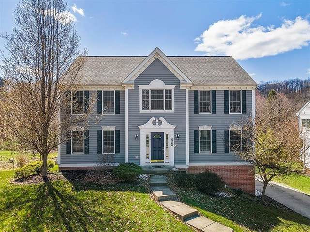 508 Rockport Place, Marshall, PA 15090 (MLS #1492561) :: Broadview Realty