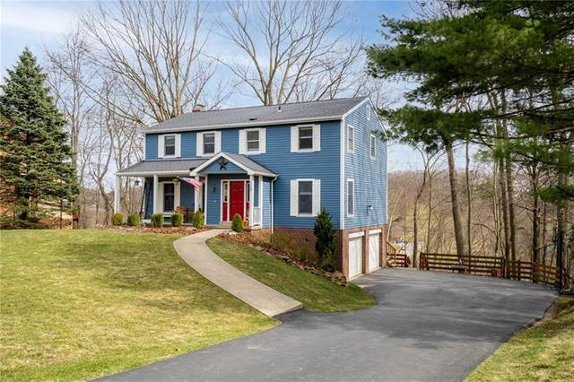 1157 Woodhill Dr, Richland, PA 15044 (MLS #1492756) :: Broadview Realty