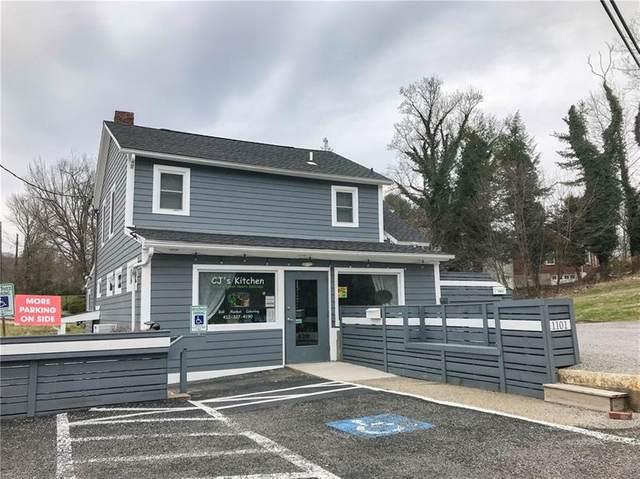 1101 Powers Run Road, Fox Chapel, PA 15101 (MLS #1492771) :: Broadview Realty