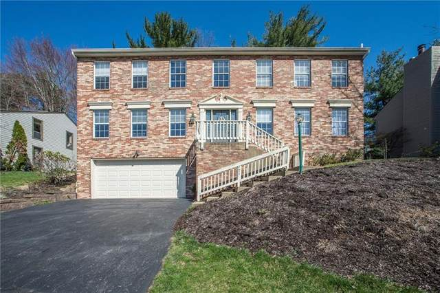 121 Valley Forge Dr, Cranberry Twp, PA 16066 (MLS #1492799) :: Broadview Realty