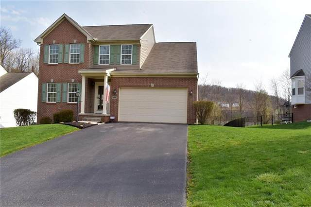 520 Meadowlake Ct., North Strabane, PA 15301 (MLS #1492800) :: Dave Tumpa Team