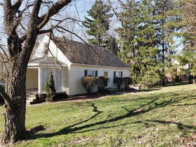 215 Ridge Ave, Mccandless, PA 15237 (MLS #1492811) :: Broadview Realty