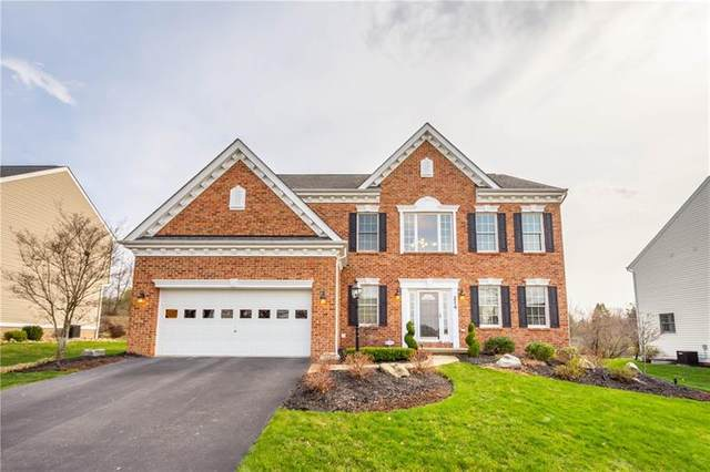 214 Morning Grove Ln, Adams Twp, PA 16059 (MLS #1492858) :: The SAYHAY Team