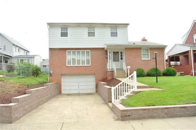 717 Orchard St, Scott Twp - Sal, PA 15106 (MLS #1492874) :: The SAYHAY Team