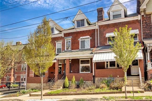 295 Fisk Street, Lawrenceville, PA 15201 (MLS #1492933) :: Broadview Realty