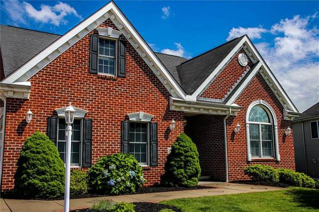 237 Molly Dr, Peters Twp, PA 15317 (MLS #1492934) :: Dave Tumpa Team