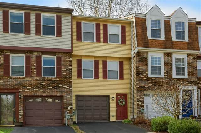 328 Fawn Trail, Cranberry Twp, PA 15101 (MLS #1492998) :: The SAYHAY Team