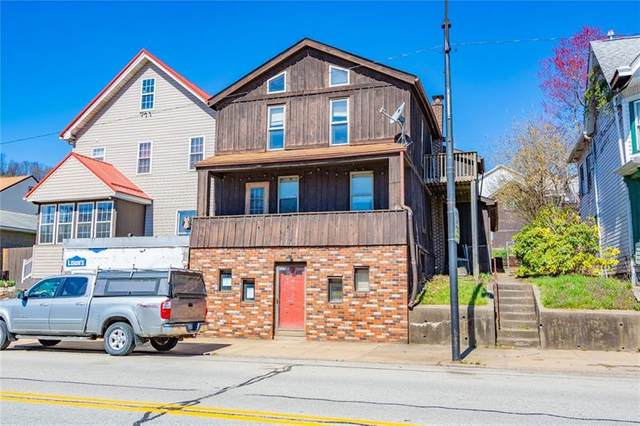324 W 7th Ave, Tarentum, PA 15084 (MLS #1493027) :: Broadview Realty