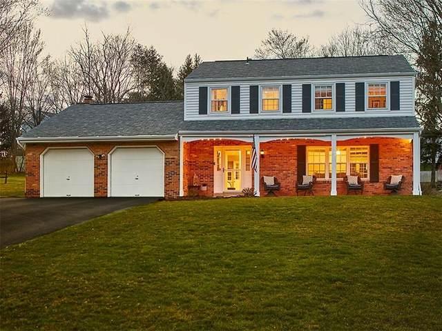 1168 Woodhill Drive, Richland, PA 15044 (MLS #1493032) :: Broadview Realty