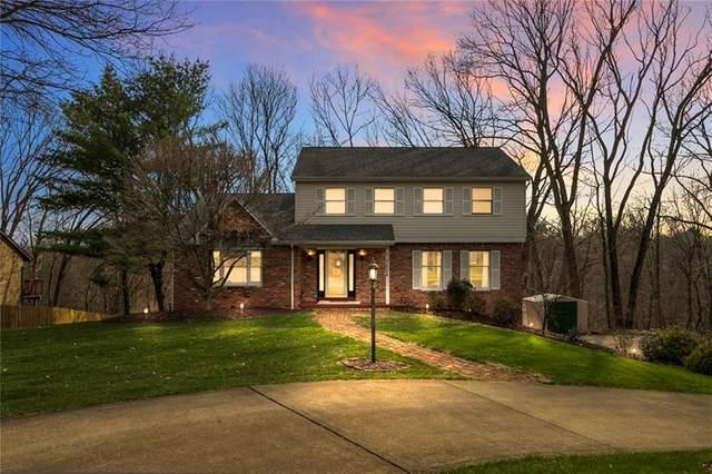 4015 Pin Oak Ct, Murrysville, PA 15668 (MLS #1493162) :: Broadview Realty