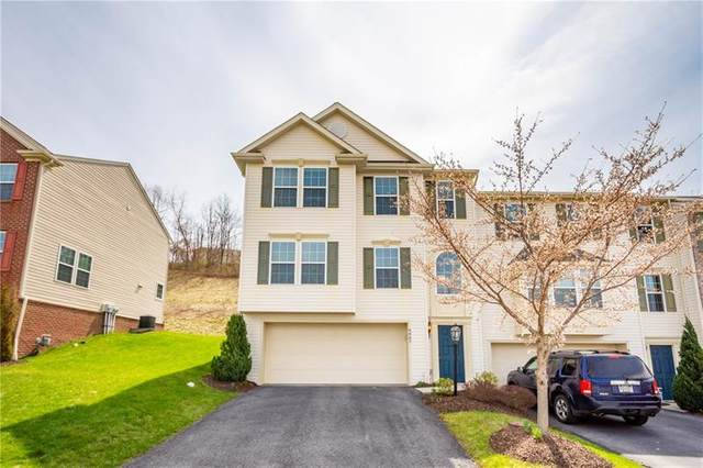 6007 Middlefield Drive, South Fayette, PA 15057 (MLS #1493252) :: The SAYHAY Team