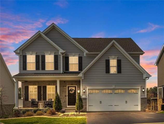 132 Piatt Estates Dr, Chartiers, PA 15301 (MLS #1493380) :: Broadview Realty